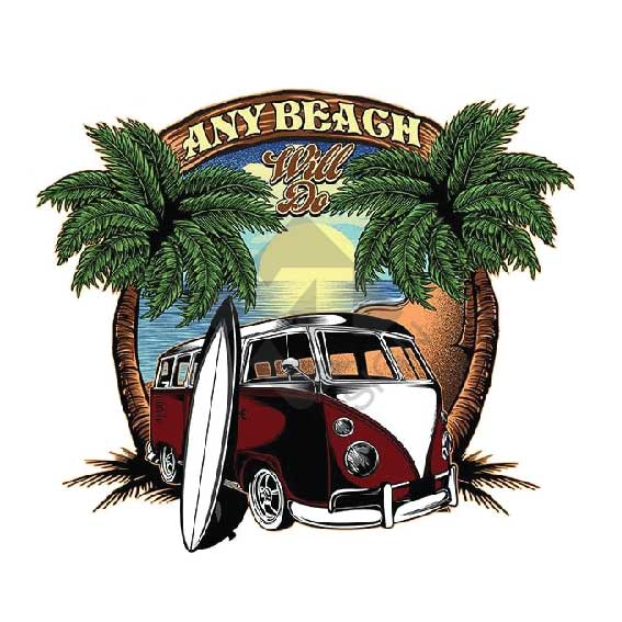 any-beach-will-do-sticker